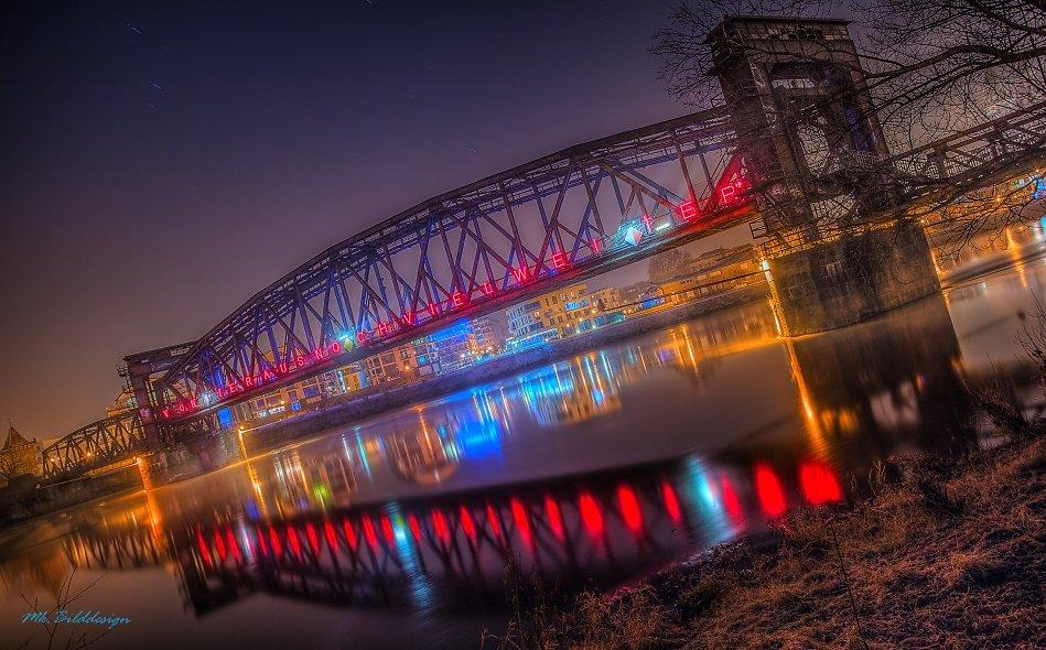 Hübbrücke Magdeburg